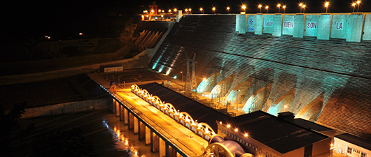 Sonla Hydro Power photo 1
